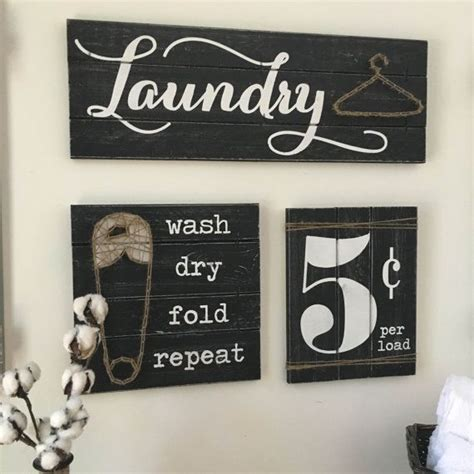 laundry room decor best 25 laundry room decorations ideas on