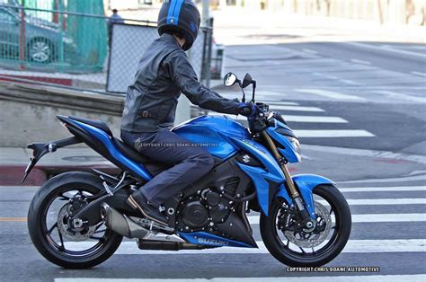 Suzuki Motorcycle Dealerships 2015 Suzuki Gsx S1000 Spied