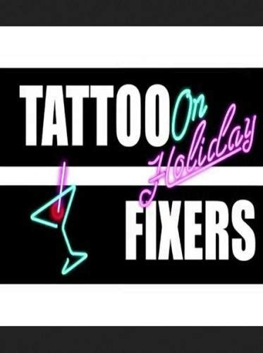 tattoo fixers logo tattoo fixers on holiday next episode air date countd