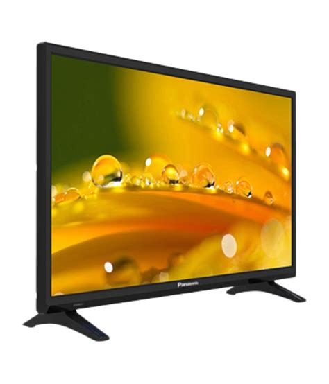 Tv Led Panasonic Bandung buy panasonic th 24c400dx 60 96 cm 24 hd ready led television at best price in india