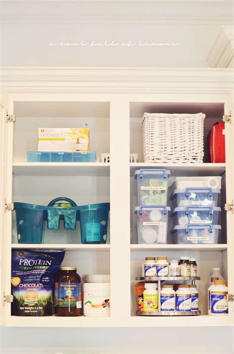 how to organize medicine cabinet kitchen organization tips medicine cabinet organization