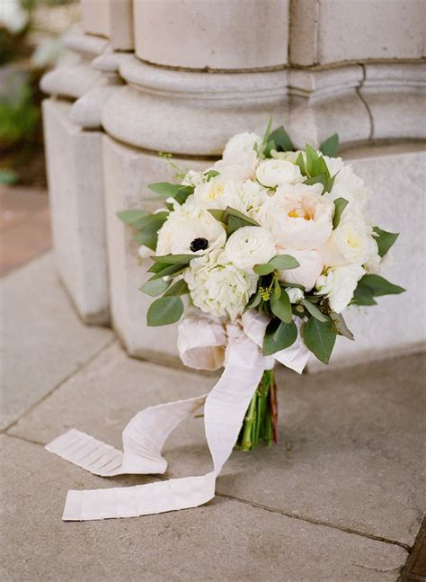 wedding ribbon ribbon white bouquet the ribbon pink and the o