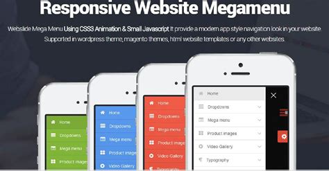 layout bootstrap menu bootstrap menu