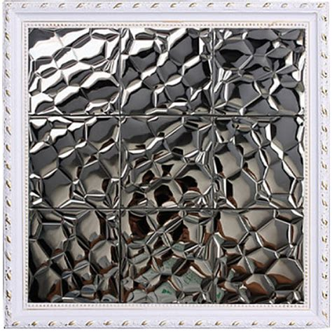 decorative metal backsplash tst stainless steel mosaic tile black unique reflect light surface stainless steel backsplash