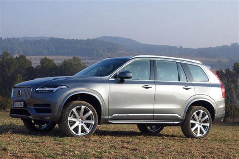 volvo msrp 2016 volvo xc90 review price t8 hybrid interior msrp