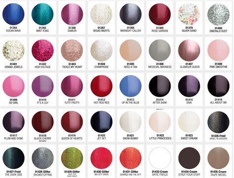 gelish nail colors gelish gel colors images search