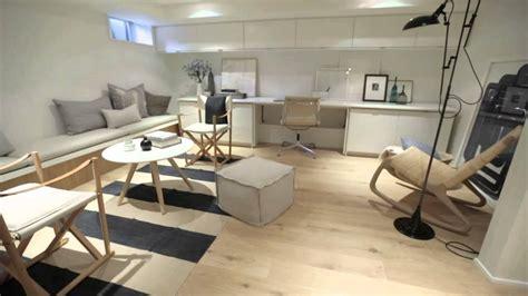 Small Home Office Design interior design modern scandinavian inspired bright