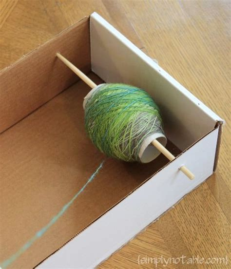 knitting spindles navajo plying on a drop spindle tutorial simply notable