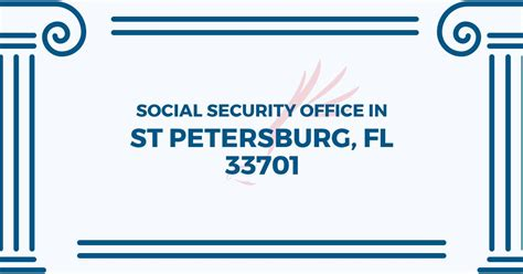 social security office st petersburg florida st