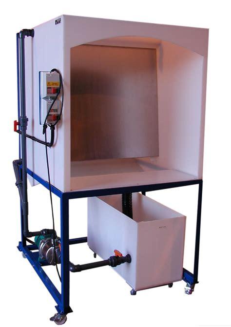 spray paint booth g166 waterwash spraybooth waterwash spray booth
