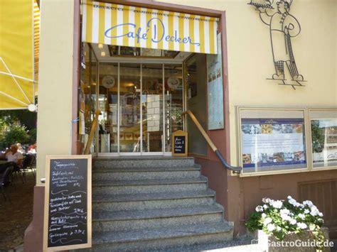 cafe decker caf 233 decker cafe konditorei in 79219 staufen im breisgau