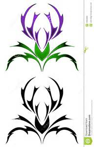 scottish thistles tattoos designs scottish thistles