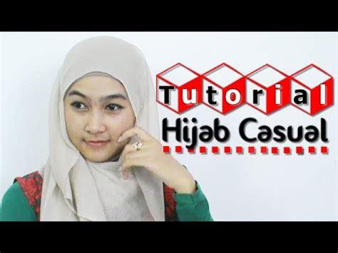 tutorial hijab untuk interview kerja tutorial hijab untuk sehari hari by anna youtube