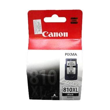 Tinta Printer Canon 810 Xl Jual Canon Pg 810xl Tinta Printer Hitam Harga