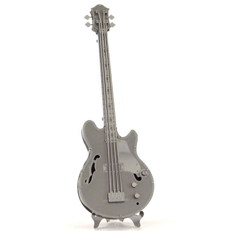 Electric Guitar Miniatur 3d Metal Puzzle buy wholesale miniature guitar from china