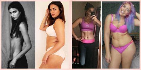 women  reverse body transformations  inspiring