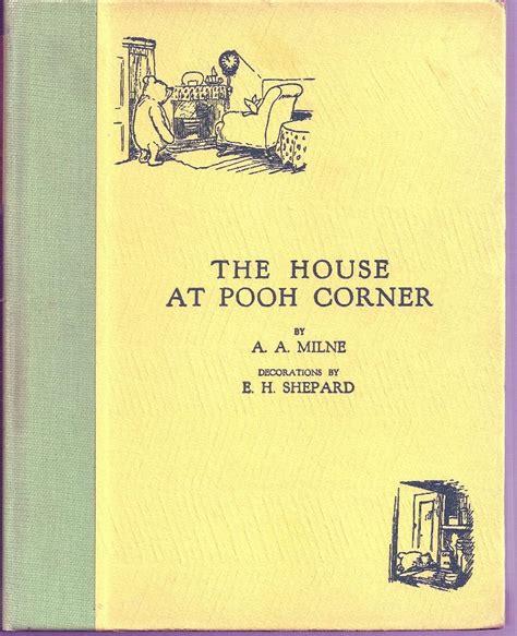house at pooh corner vialibri 1055498 rare books from 1928