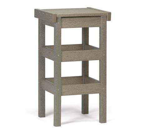 two toned counter stool color chooser