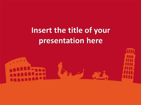 italian powerpoint templates best photos of italian theme powerpoint templates free
