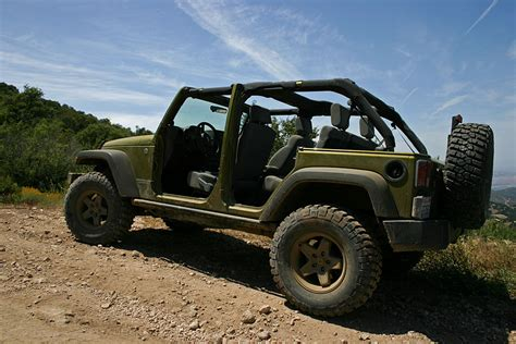 Jeep Wrangler Doorless Doorless 4 Door Pics Page 4