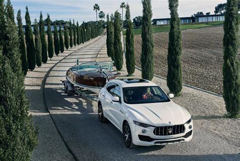 Maserati Of Ta by Maserati Levante Hitrejši Od Burje In Najžlahtnejši Med