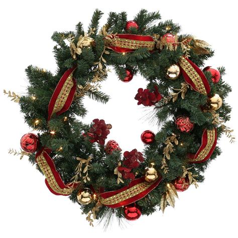 traditional christmas decorating ideas home ifresh design pre decorated christmas garland traditional christmas