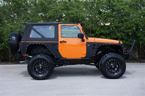 Jeep For Sale Houston 2013 Jeep Wrangler In Houston Tx At Hansen Custom Trucks