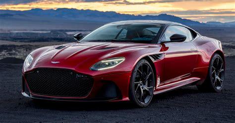 aston martin reveals stunning  flagship   mph