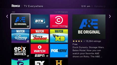 hbo go change cable provider here are all of the tv everywhere channels in the roku