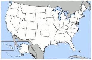 blank line us map maps united states map blank