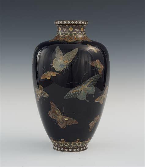 cloisonne vase marks images
