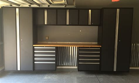 New Age Garage by Garage Storage Ideas Photos Midlands Storage Systems
