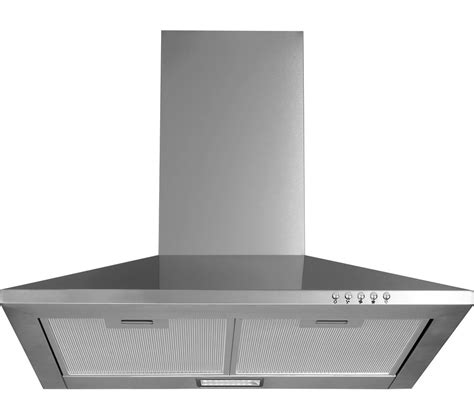 the ultimate guide to cooker hoods extractor fans buy logik l60chdx17 chimney cooker hood stainless steel