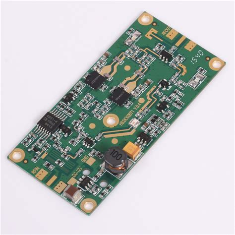 zigbee integrated circuit 2 4g 4w wifi wireless router transceiver module for diy zigbee with lifier data transmission