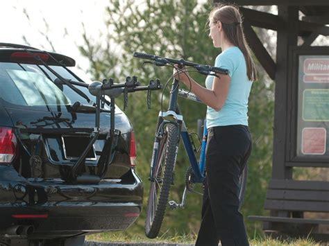 Graber 2 Bike Trunk Vehicle Rack by Graber Porter 2 Bike Trunk Rack Sport Woot