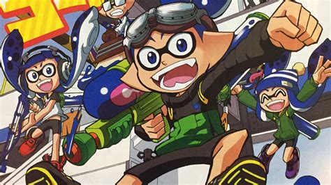 the hook an unofficial splatoon saga books splatoon finally gets western release date and it s