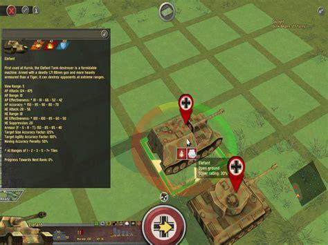 armchair games battle academy 2 battle of kursk pc game review