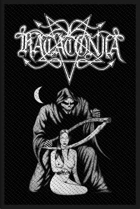 Katatonia Reaper Patch