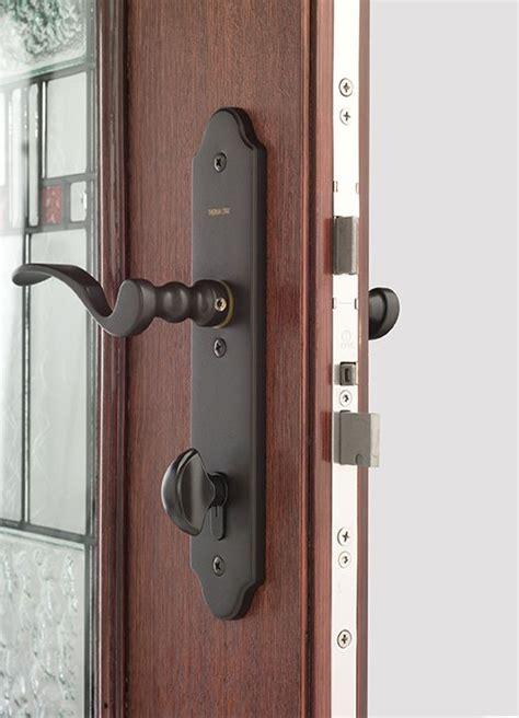 Multipoint Lock Handle Therma Tru Entryways