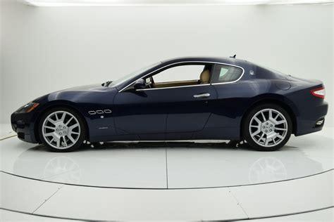 2010 Maserati Granturismo Price by Used 2010 Maserati Granturismo For Sale 67 880 Fc
