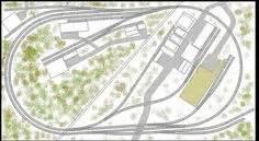 By 8 n scale track plans model railroader magazine model railroading