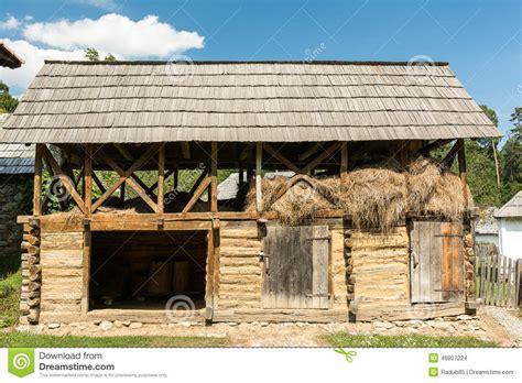 Grange Des Animaux grange de la ferme d animaux photo stock image 46807224