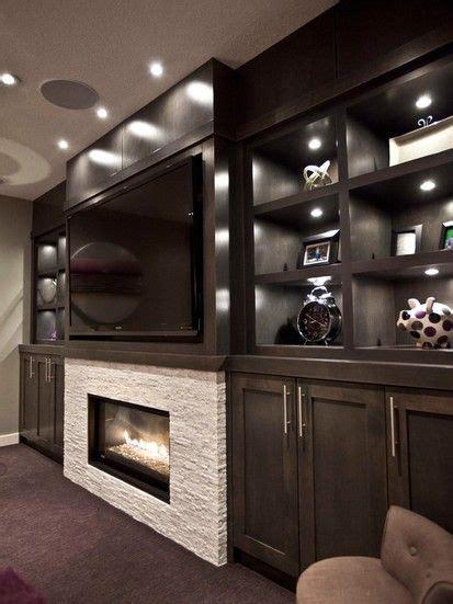 may basement renovation contemporary media room calgary