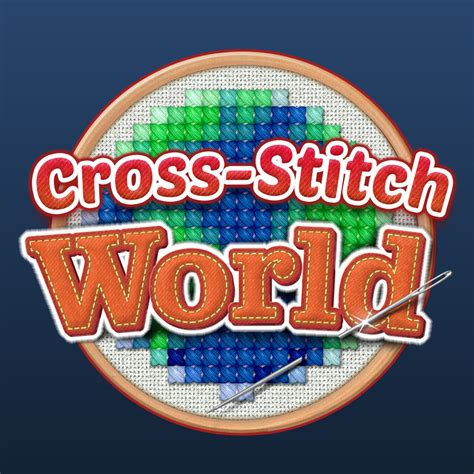 The Who Crossed Worlds cross stitch world has arrived