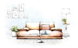 interior design drawing drawing interior sofa art wallpaperspics