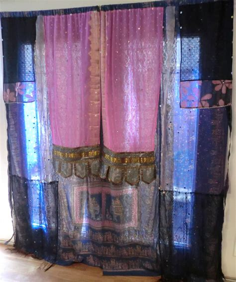 display curtains 10 creative curtain displays room bath