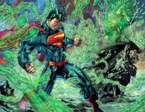 superman vs green lantern new 52 comicnewbies