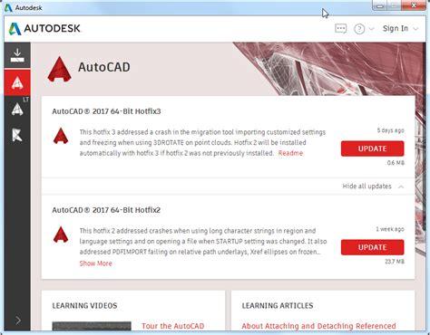 app autodesk autocad 2017 hotfixes software update autodesk pdf
