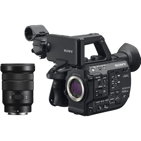 sony 4k sony 4k xdcam 35mm compact camcorder with 18 to