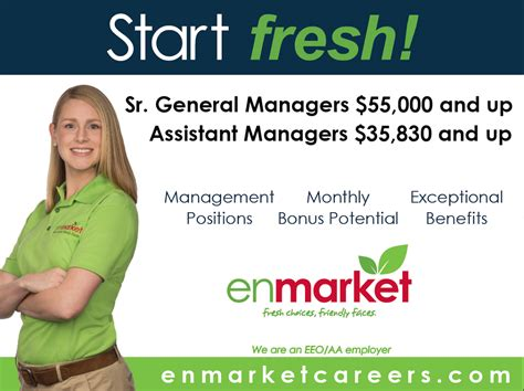 enmarket raises management and starting salary wages convenience store decisions
